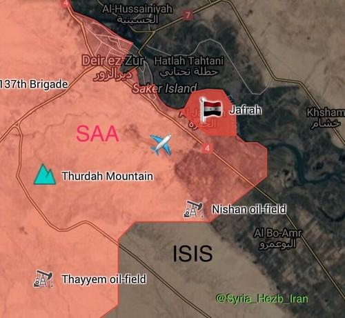 Quan doi Syria dai thang o Deir Ezzor, da vuot song Euphrates-Hinh-2