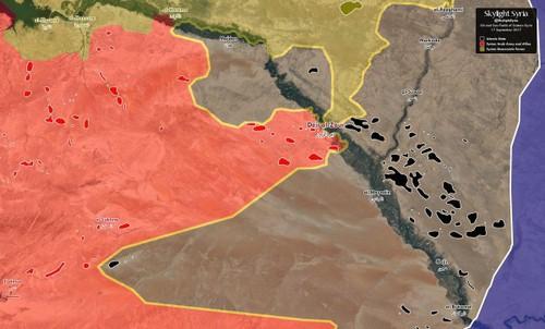 Quan doi Syria dai thang o Deir Ezzor, da vuot song Euphrates-Hinh-3
