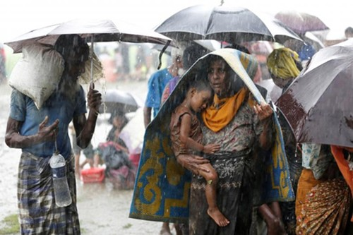 Tim hieu ve nguoi Rohingya - nhom dan toc dang bo chay khoi Myanmar-Hinh-2