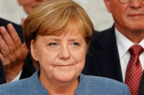 "Bau cu Duc: ""Chien thang that vong"" cua Angela Merkel"