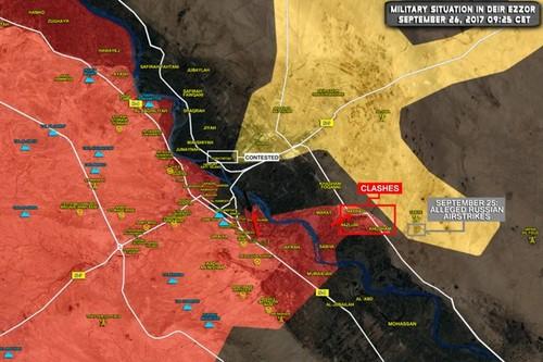Nguy co dung do giua Quan doi Syria va SDF o Deir Ezzor-Hinh-2