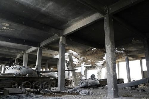 Nga neu ten 5 thu linh phien quan bi tieu diet o Idlib