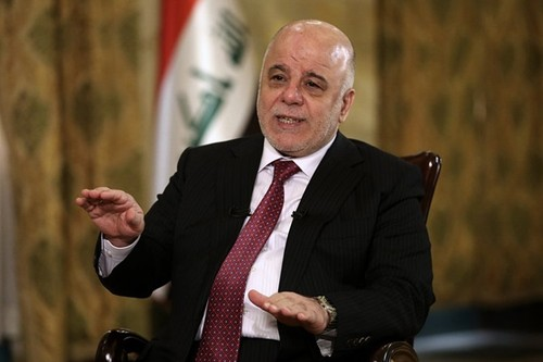 Thu tuong Iraq ra toi hau thu cho nguoi Kurd