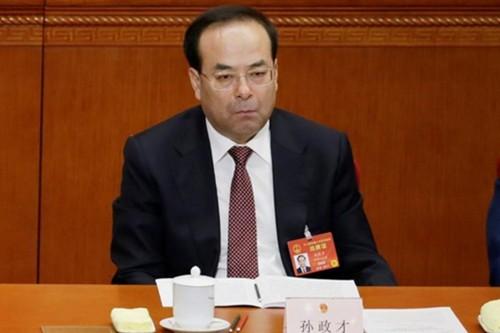 Trung Quoc khai tru Dang nguyen Bi thu Thanh uy Trung Khanh