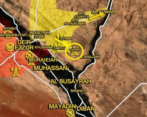 Thua dau o Deir Ezzor, phien quan IS tra don o Dong Homs-Hinh-2