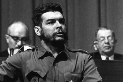 Cuoc doi oanh liet cua nha cach mang Che Guevara