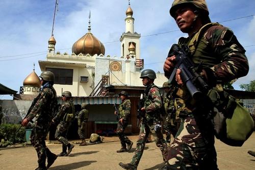 Quan doi Philippines sap ket thuc cuoc chien Marawi