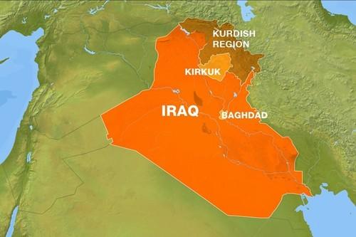 Vi sao Iraq mo chien dich quan su lon o Kirkuk?