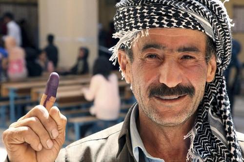 My bo roi nguoi Kurd o Iraq va Syria?