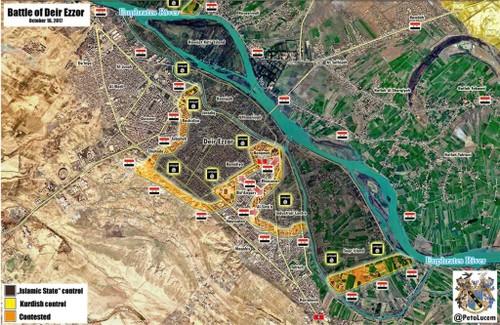 Quan doi Syria giai phong them 3 quan trong thanh pho Deir Ezzor-Hinh-2
