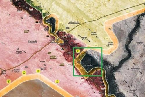 Quan doi Syria thang nhu che tre o bo tay song Euphrates