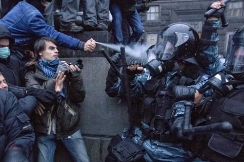 Ukraine se do vo truoc Maidan thu ba