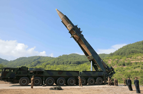 Trieu Tien da sao chep ICBM cua Lien Xo…qua Ukraine?