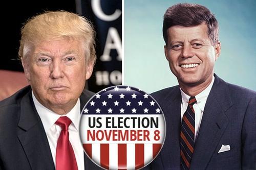 Vi sao Tong thong Trump giai mat vu am sat John F. Kennedy?
