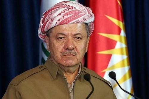 Lanh dao nguoi Kurd tu chuc, mo duong hoa giai voi Baghdad
