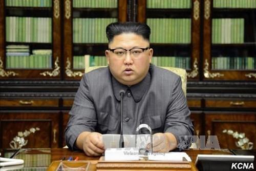 Ong Kim Jong-un rut het lao dong Trieu Tien khoi Trung Quoc