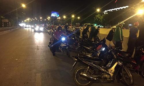 Nam thanh nien bi xe tai can, tu vong trong ham Kim Lien-Hinh-2