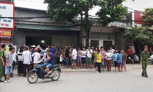 Cong an HN dieu tra cai chet bat thuong cua cu ong 73 tuoi
