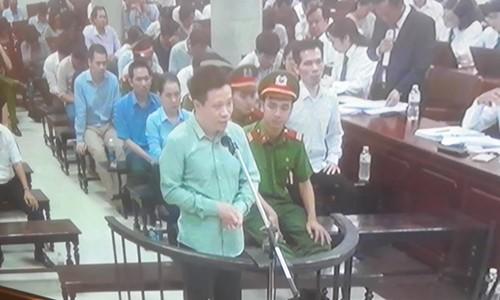 Dai an OceanBank: Ha Van Tham bat ngo thanh minh cho Nguyen Xuan Son