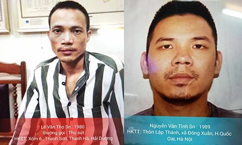 Cong an Quang Ninh bac bo viec bat duoc hai tu tu tron trai-Hinh-2