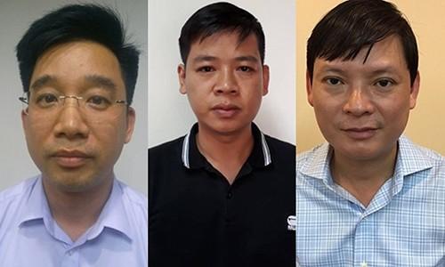 "Loat lanh dao PVC lan luot ""theo chan"" Trinh Xuan Thanh xo kham"