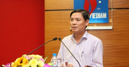 Vi sao Tong giam doc PVC bi khoi to?