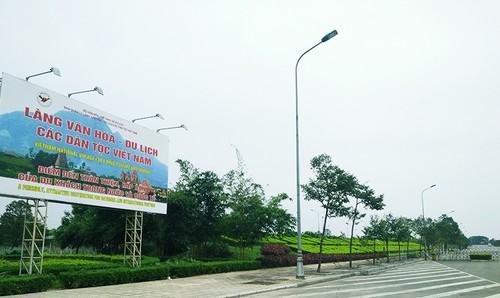 Lang VH-DL cac dan toc Viet Nam xuong cap: Dung cho doi ngan sach nha nuoc