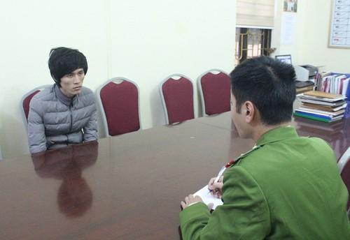Quang Ninh: Bat doi tuong co 2 lenh truy na dac biet
