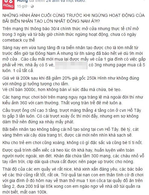 """Bai bien nhan tao lon nhat DNA: """"1 lay"""" Thanh no Tuan Chau!"""