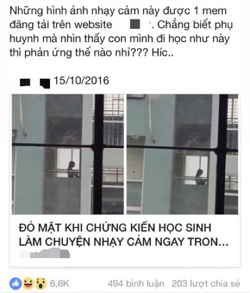"Doi hoc sinh lam ""chuyen ay"" trong chua gay phan no-Hinh-2"