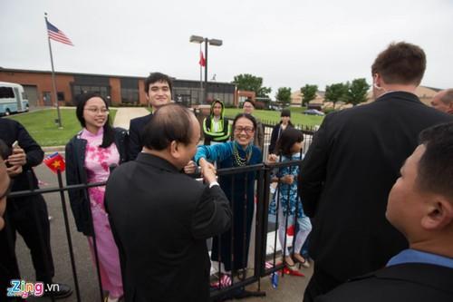 Thu tuong Nguyen Xuan Phuc toi Washington DC-Hinh-3