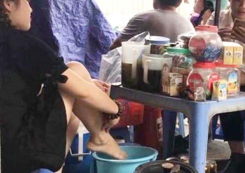 """Chu salon toc boi thuong 15 trieu dong sau """"phot"""" cau like"""
