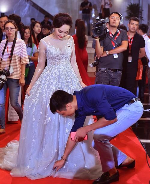 Bao Thanh len tieng ve nu hon gay tranh cai sau giai VTV-Hinh-4