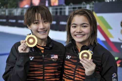 VDV Malaysia dinh doping tai SEA Games 29, doan Viet Nam chiu thiet