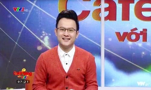 """MC """"Ca phe sang voi VTV3"""" tiet lo thu nhap, ap luc tai nha dai"""
