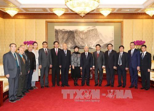 Tong Bi thu tiep doan DB Hoi Huu nghi Doi ngoai Nhan dan TQ-Hinh-4