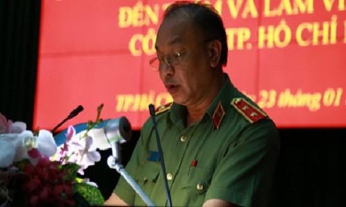TP HCM ra mat doi dac nhiem san bat cuop Huong Nam