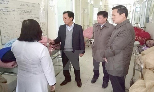 Da xac dinh nguyen nhan vu 87 nguoi ngo doc tai Ha Giang