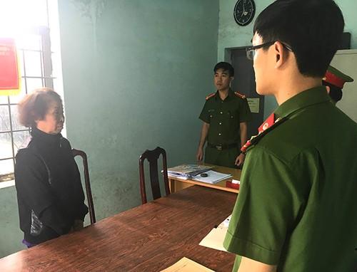 Hai phu nu lua dao chay truong Cong an 3 ty dong-Hinh-2