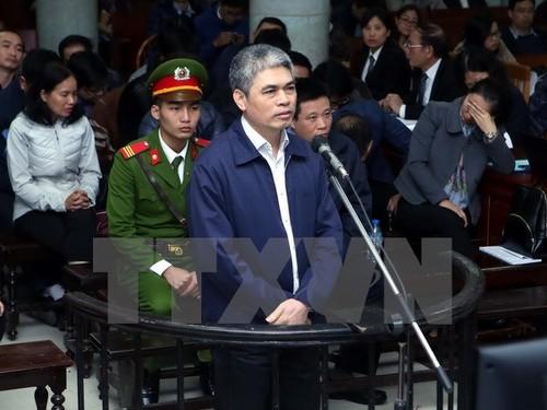 Nguyen Tong Giam doc Oceanbank Nguyen Xuan Son khong nhan toi