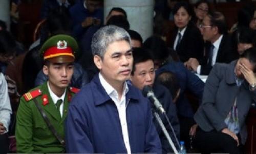"""Dai an Oceabank: Nguyen Xuan Son bi """"to"""" nguoc vi 69 ty dong"""