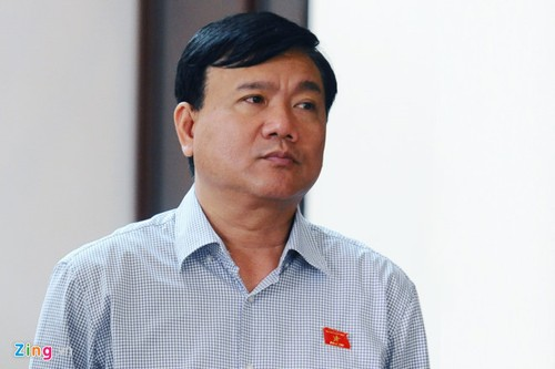 Ong Dinh La Thang se chuyen ve doan dai bieu Quoc hoi Thanh Hoa