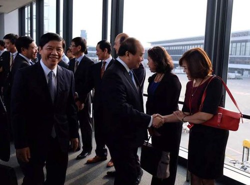 Tham Hoa Ky, Thu tuong Nguyen Xuan Phuc qua canh Nhat Ban-Hinh-2