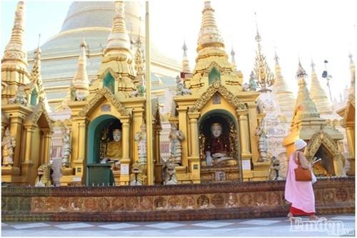 Don binh minh tai ngoi chua thieng nhat Myanmar-Hinh-6