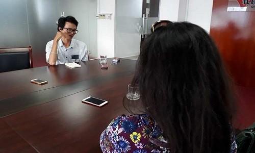 Vu hoa hau Phuong Nga: nguoi dan ba bi an len tieng