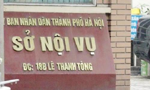 Vi sao So Noi vu Ha Noi co toi 8 Pho giam doc?