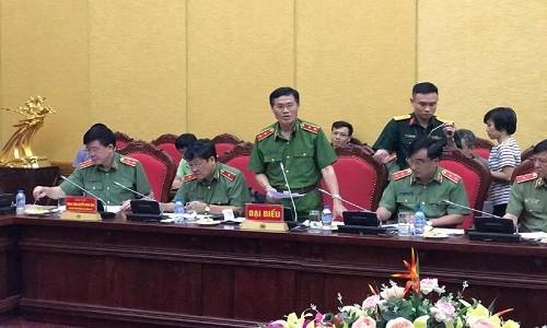 Bo Cong an thong tin vu bat phong vien Duy Phong
