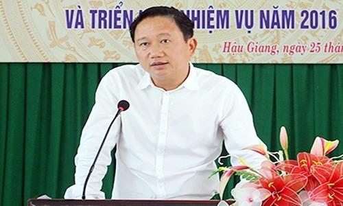 Trinh Xuan Thanh dau thu: Nut that nao can duoc lam ro?