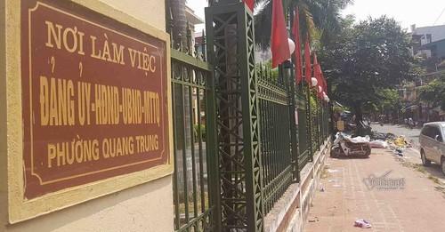 Kinh hoang: Rac ngap thi xa Son Tay, tran den cua tru so phuong-Hinh-3