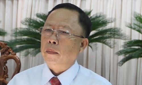 Bi thu Tinh uy Hau Giang xin nghi huu truoc tuoi